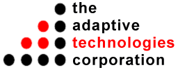 The Adaptive Technologies Corporation Logo